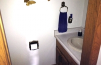 5a Before master bathroom